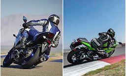 120 triệu nên chọn Yamaha R3 hay Kawasaki Ninja300