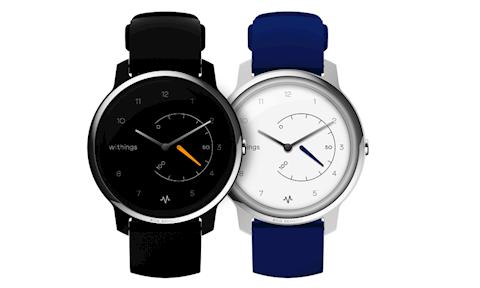 Rượt đuổi Apple, Withings tung đồng hồ cơ tích hợp khả năng đo điện tâm đồ ECG