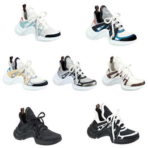 Nhin lai top 5 doi sneaker dang mua nhat 2018 3