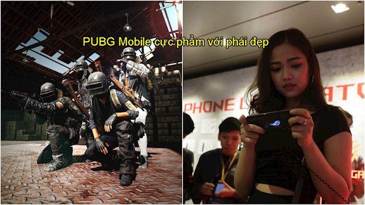 Vì sao con gái thích chơi PUBG Mobile hơn những tựa game khác?