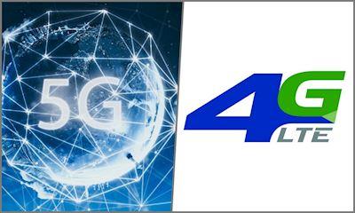 Mạng 5G khác gì 4G và LTE?