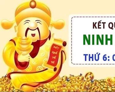 XSNT 1/11/2019 - Kết quả xổ số Ninh Thuận ngày 1 tháng 11 thứ 6 hôm nay
