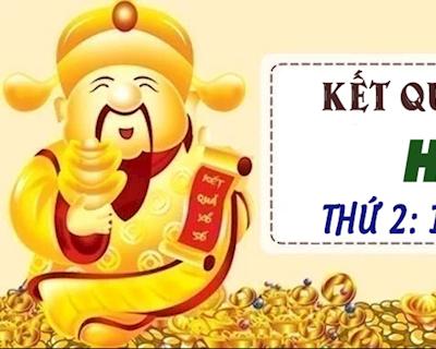 XSTTH 11/11/2019 - Kết quả xổ số Thừa Thiên Huế thứ 2 hôm nay
