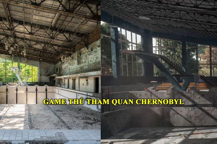 Quyết tâm tìm ra những thắng cảnh trong PUBG, game thủ lang thang đến Chernobyl