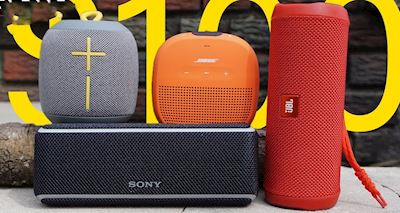 4 mẫu loa Bluetooth nghe hay, giá rẻ thích hợp cho anh em sinh viên giải trí tại nhà