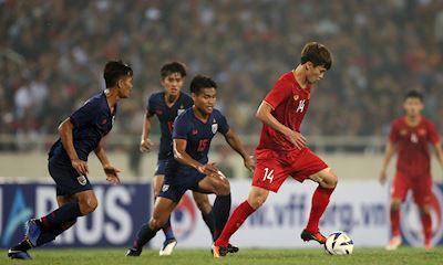 Bóng đá Thái Lan vẫn còn 'cay' U23 Việt Nam