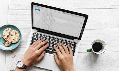 Đàn ông hiện đại - biết cách viết một email CHUẨN KHÔNG CẦN CHỈNH