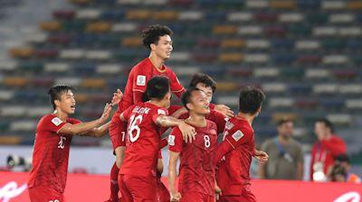 Tuyển Việt Nam dùng đội hình vô địch AFF Cup để đá vòng loại World Cup