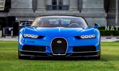 Đại gia bỏ trăm tỷ mua Bugatti Chiron nhưng không thể lái ra đường