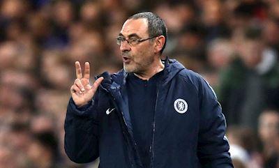 Giúp Chelsea vào bán kết, HLV Sarri có