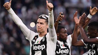 Ronaldo công bố điểm đến tiếp theo sau danh hiệu Serie A cùng Juve