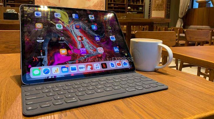 Apple lieu co dang bien iPad Pro tro thanh mot chiec laptop lai canh tranh voi Surface Pro3