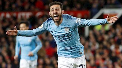 HIGHLIGHT: Đánh bại Man United, Man City tự tin hướng tới ngôi vương