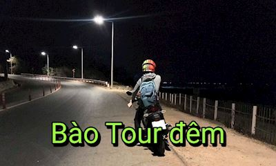 Tại sao Biker nhất định phải bào Tour đêm 1 lần?
