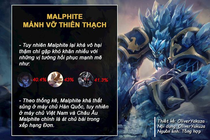 Su that ve Malphite Canh tay phai cua Dang