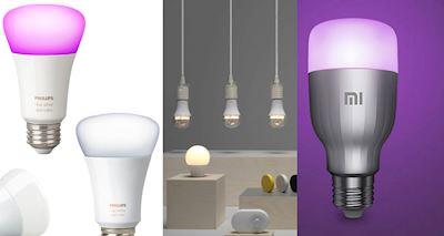 Gợi ý ba mẫu đèn thông minh giá rẻ dưới 500k dễ sử dụng điều khiển bằng điện thoại