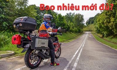 Nuôi những chiếc xe côn tay 150cc liệu có tốn quá nhiều tiền ?