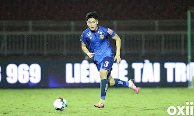 Trụ cột U23 Việt Nam nguy cơ mất suất ở V.League