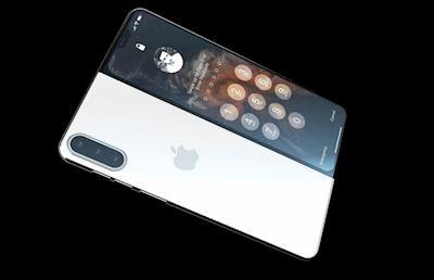 Ngắm concept iPhone 11 độc lạ trong thiết kế điện thoại màn hình gập