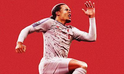 Liverpool thua đau, Van Dijk vẫn đi vào lịch sử nhờ thống kê