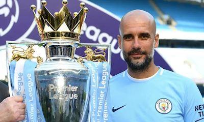 Man City vô địch, Pep Guardiola CHÍNH THỨC vượt mặt Mourinho