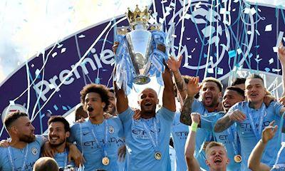 Vô địch Ngoại hạng Anh, Man City sánh ngang Sunderland