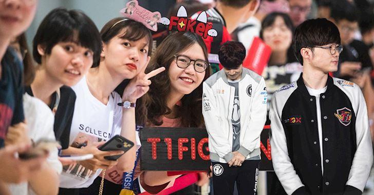 MSI 2019: Lộ diện những tuyển thủ được fan Việt yêu thích nhất