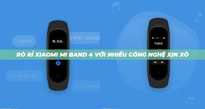 Bản hoàn thiện của Mi Band 4 lộ diện, sự nâng cấp lớn của Xiaomi?