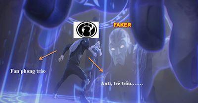 Fan phát cuồng với Ryze của Faker khi hủy diệt iG tại MSI 2019