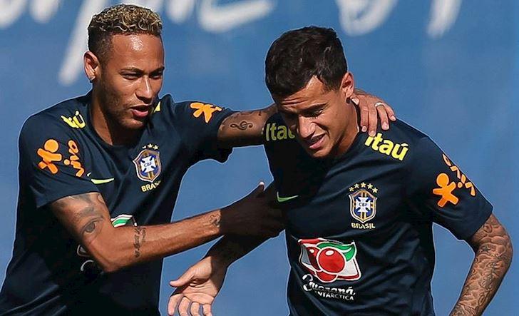 """Nhờ """"băng đảng Brazil"""", PSG sẽ có Coutinho"""
