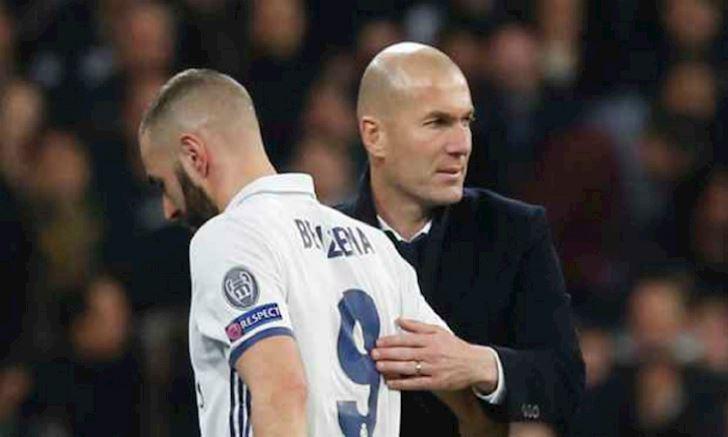 """Benzema: """"Zidane là đại ca của tôi"""""""