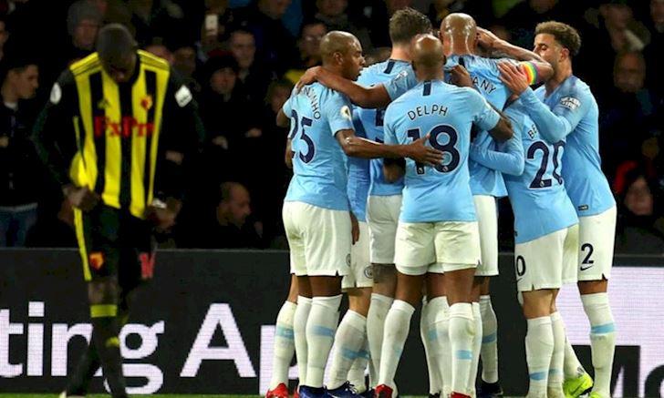 Chung kết FA Cup 2019 - Man City vs Watford: Hoàn tất cú ăn ba