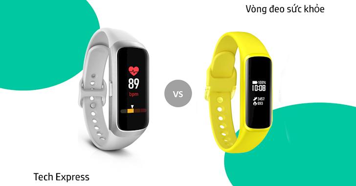Samsung Galaxy Fit và Galaxy Fit e: Thiết bị đeo nào dùng ngon hơn?