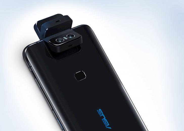 MVCW Asus chinh thuc ra mat Zenfone 6 500 Euro 2
