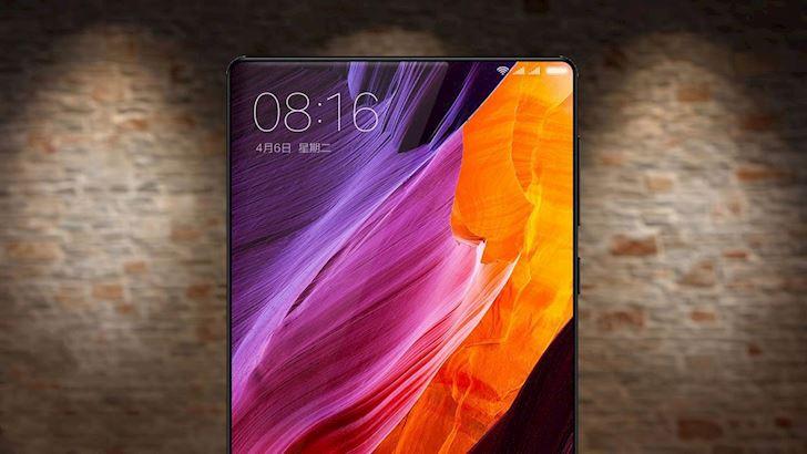 Ro ri Xiaomi Mi Mix 4 3