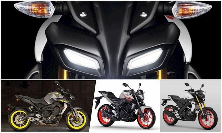 Hình ảnh mới nhất của Yamaha MT-03 sẽ ra mắt năm nay
