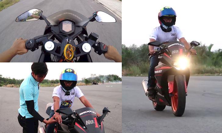 Cách dồn số siêu đẳng trên xe côn tay - Riding Skill #4