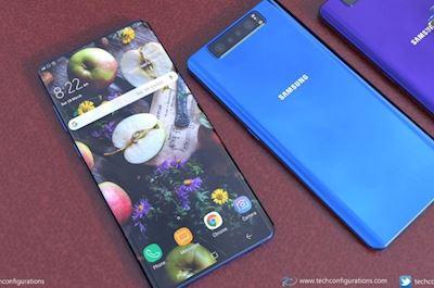 Độc đáo concept Samsung Galaxy S11 với cụm camera xoay chất lừ