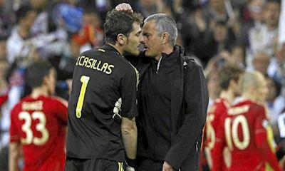 Gạt thù hận, Mourinho rối rít lo cho trò cũ Casillas