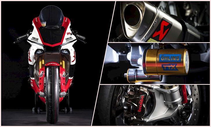 Yamaha R1 Gytr 2019 Chiếc Xe đắt Nhất Lịch Sử