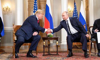 """Donald Trump và sự trở lại của """"Liên Nga chế Trung"""""""