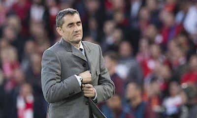 Barca sắp trảm Valverde, bổ nhiệm người cũ của Man Utd