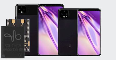 Google Pixel 4 sẽ hội tụ đỉnh cao công nghệ smartphone của Google điều khiển không cần chạm vào màn hình