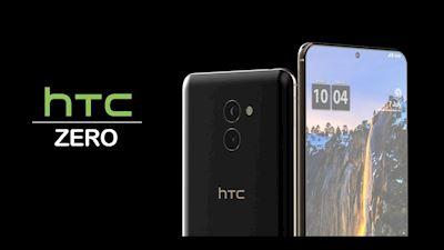 Lộ diện concept HTC Zero thiết kế mới đẹp mắt hơn
