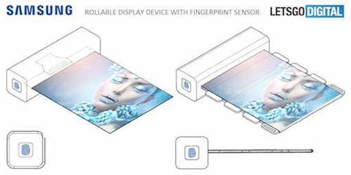 Quen Galaxy Fold di Samsung phat trien dien thoai man hinh cuon-4