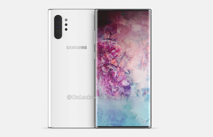 Samsung Note 10 Pro se co gia dat kinh khung 1