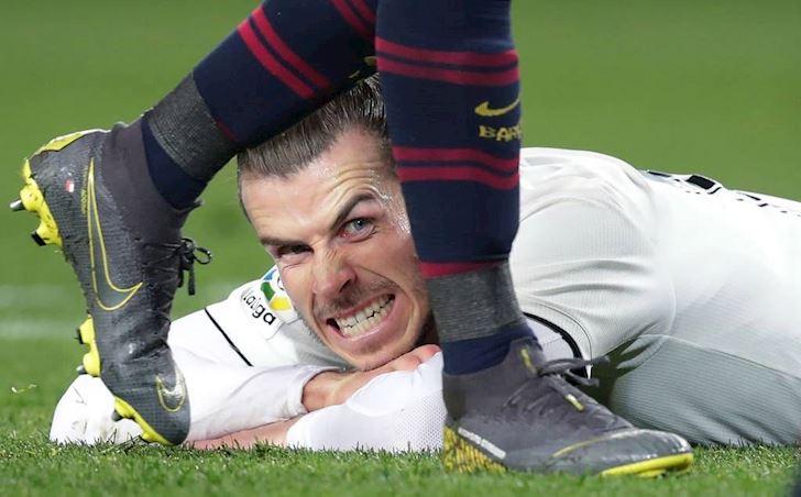 Hazard vừa đến, Bale liền quậy Real
