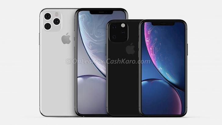 Tong hop tat ca tin don lai iPhone 2019 van nham chan khong co nhieu thay do 2