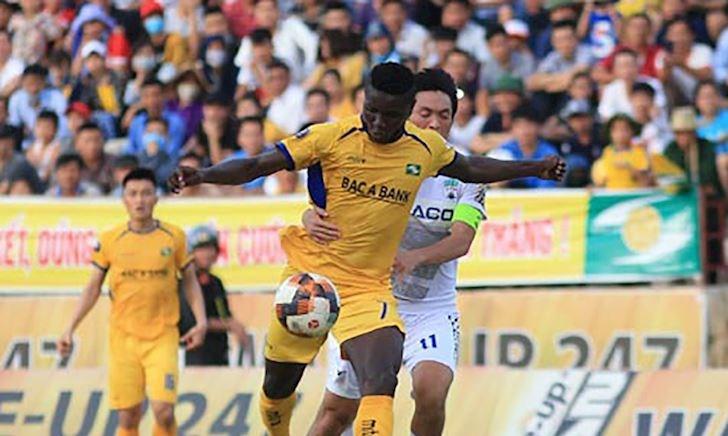 Top 5 điểm nhấn vòng 13 V.League 2019: HAGL thua sấp mặt, Hà Nội FC áp sát ngôi đầu