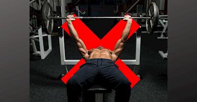 Những lỗi sai thường gặp khi tập gym mà anh em cần tránh